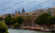 Paris is a captivating city.  I see why artists, such as painters, find it paradise.  Look at the pastels in this image.  I didn't put them there.  This is just the way it came out of the camera.  Maybe a little blur to give it the painting effect. I'm going back to Paris.
