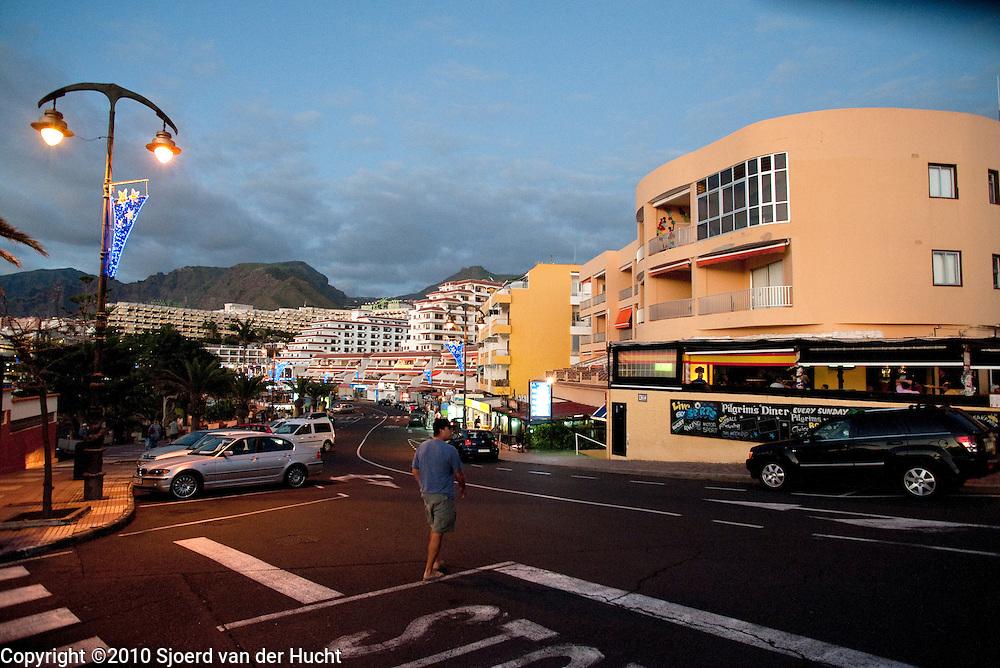 Puerto Santiago, Tenerife, Spain