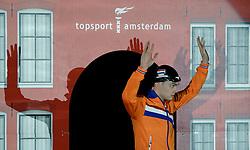 12-12-2014 NED: Swim Cup 2014, Amsterdam<br /> Sebastiaan Verschuren, 100m freestyle