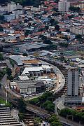 Belo Horizonte_MG, Brasil...Imagem aerea de Belo Horizonte, Minas Gerais. Na foto vista aerea da avenida Andradas e rio Arrudas...Aerial view of Belo Horizonte, Minas Gerais. In this photo the aerial view of Andradas avenue and Arrudas river...Foto: BRUNO MAGALHAES / NITRO