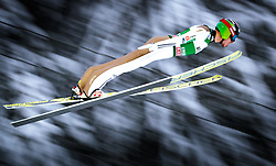 16.12.2017, Gross Titlis Schanze, Engelberg, SUI, FIS Weltcup Ski Sprung, Engelberg, im Bild Robert Kranjec (SLO) // Robert Kranjec of Slovenia during Mens FIS Skijumping World Cup at the Gross Titlis Schanze in Engelberg, Switzerland on 2017/12/16. EXPA Pictures © 2017, PhotoCredit: EXPA/JFK