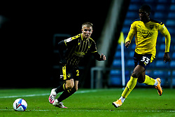 Kieran Phillips of Bristol Rovers - Mandatory by-line: Robbie Stephenson/JMP - 06/10/2020 - FOOTBALL - Kassam Stadium - Oxford, England - Oxford United v Bristol Rovers - Leasing.com Trophy