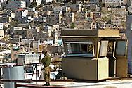 Purim parade Hebron Israel.