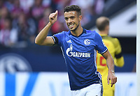 Franco di Santo (Schalke)<br /> Gelsenkirchen, 19.08.2017, Fussball Bundesliga, FC Schalke 04 - RB Leipzig 2:0<br /> <br /> Norway only