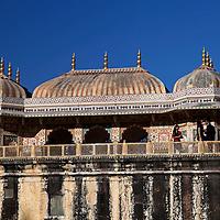 Asia, India. Jaipur. Amber Palace.