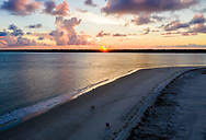 Sunset at Hilton Head Island, SC, by photographer Jeff Blake, www.JeffBlakePhoto.com