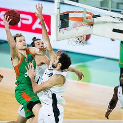 20201208: SLO, Basketball - EuroCup, Round 9, KK Cedevita Olimpija vs Domolomiti Energia Trentino