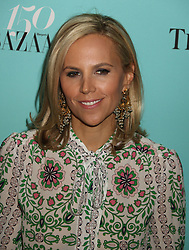 April 19, 2017 - New York, New York, U.S. - Designer TORY BURCH attends the Tiffany & Co. and Harper's Bazaar 150th Anniversary Event held at the Rainbow Room. (Credit Image: © Nancy Kaszerman via ZUMA Wire)