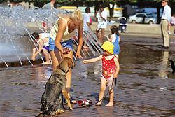 Nanny, Child & Dog
