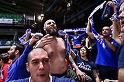 Commando Ultra' Dinamo<br /> Umana Reyer Venezia - Banco di Sardegna Dinamo Sassari<br /> Quarti di Finale<br /> LBA Serie A Final 8 Eight Postemobile 2018-2019<br /> Firenze, 15/02/2019<br /> Foto L.Canu / Ciamillo-Castoria