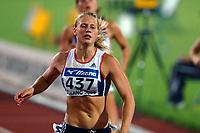 Friidrett<br /> Junior-VM 2006<br /> Beijing Kina<br /> 18.08.2006<br /> Foto: Hasse Sjögren, Digitalsport<br /> NORWAY ONLY<br /> <br /> Ida Marcussen