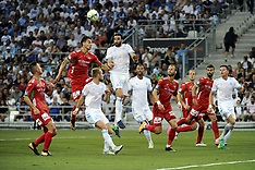 Marseille vs Oostende, 27 July 2017