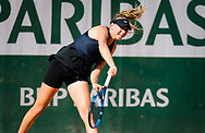 Amanda Anisimova of the United States during the first round of the Roland-Garros 2021, Grand Slam tennis tournament on May 30, 2021 at Roland-Garros stadium in Paris, France - Photo Rob Prange / Spain ProSportsImages / DPPI / ProSportsImages / DPPI
