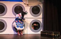 Aladdin dress rehearsal with Winnipesaukee Playhouse.  Karen Bobotas for the Laconia Daily Sun
