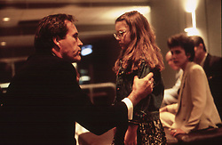 May 15, 2017 - Hollywood, USA - SUDDEN DEATH (1995)..POWERS BOOTHE, WHITTNI WRIGHT..SDND 077..MOVIESTORE COLLECTION LTD..Credit: Moviestore Collection/face to face..- Editorial use only  (Credit Image: © face to face via ZUMA Press)