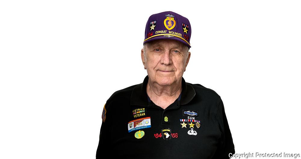 Vietnam Veteran, Purple Heart Recipient