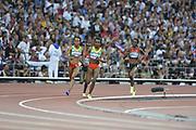 Olympic Stadium, Stratford, London, United Kingdom<br /> <br /> Description:<br /> <br /> 2012 London Olympic, Athletics, <br /> . <br /> <br /> 20:20:13  Friday  10/08/2012 [Mandatory Credit: Peter Spurrier/Intersport Images]