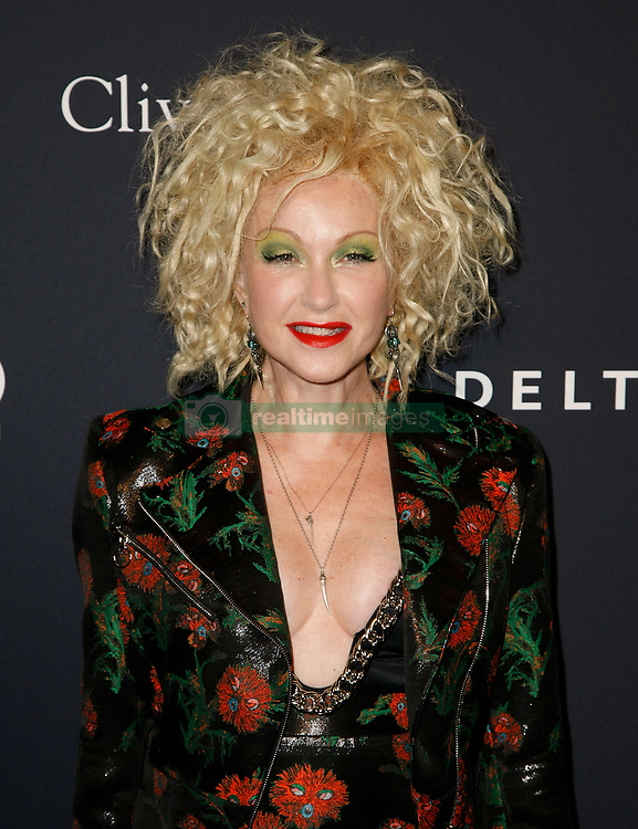 Pre-GRAMMY Gala and GRAMMY Salute to Industry Icons at The Beverly Hilton Hotel on January 25, 2020 in Beverly Hills, California. Photo: CraSH/imageSPACE. 25 Jan 2020 Pictured: Cyndi Lauper. Photo credit: CraSH/imageSPACE / MEGA TheMegaAgency.com +1 888 505 6342
