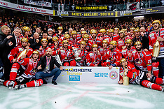 Danish Champions since 1999