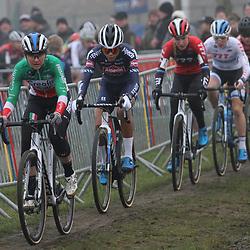 01-01-2020: Wielrennen: DVV trofee veldrijden: Baal:Eva Lechner