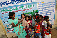 CRINEO project, Pulicat Lake, Tamil Nadu, India
