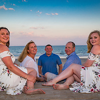 Davey Family at Myrtle Beach State Park