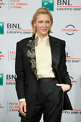 ITALY OUT - Cate Blanchett attends the 'The House With A Clock In Its Walls' photocall during the 13th Rome Film Fest at Auditorium Parco Della Musica on October 19, 2018 in Rome, Italy. Photo by Alessia Paradisi/ABACAPRESS.COM