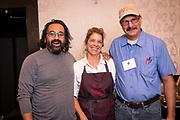 PEPPER (HABANERO), Capsicum chinense<br />Showcase: MH8 habanero breeding line<br />Breeder: Jim Myers, Oregon State University <br />Chef: Dev Patel, Tom Douglas Restaurants<br />Dish 1: MH8 and Queso Fresco Quesadilla<br />Dish 2: Aji Yum Yum Soda<br /> TROMBONCINO SQUASH, Cucurbita moschata<br />Showcase: Tromboncino breeding lines<br />Breeder: Jim Myers, Oregon State University <br />Chef: Dev Patel, Tom Douglas Restaurants<br />Dish: T2-2-2-1 and Zolfino Crostini