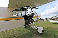 Flight experience in a Piper PA-18 Super Cub
