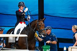 Dujardin Charlotte, GBR, Mount St John Freestyle<br /> World Equestrian Games - Tryon 2018<br /> © Hippo Foto - Sharon Vandeput<br /> 15/09/2018