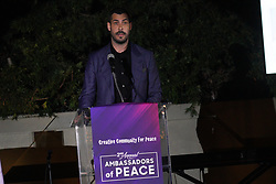 Aaron Bay-Schuck at Creative Community For Peace 2nd Annual 'Ambassadors Of Peace' Gala held at Los Angeles on September 26, 2019 in Private Residence, California, United States (Photo by © Jc Olivera/VipEventPhotography.com
