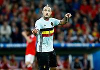 Radja Nainggolan (Belgium)<br /> Lille 01-07-2016 Stade Pierre Mauroy Football Euro2016 Wales - Belgium / Galles - Belgio <br /> Quarter-finals. Foto Matteo Ciambelli / Insidefoto