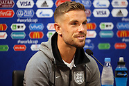 England Press Conference 230618