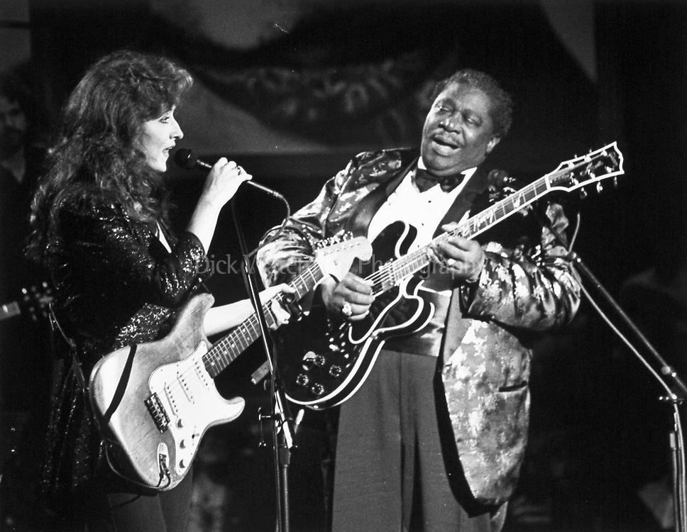 B.B. King and Bonnie Raitt