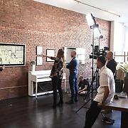 Samsung The Frame/JKLF event 9/28/17