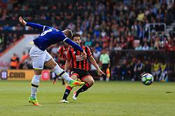 Ross Barkley of Everton shot goes wide - Mandatory by-line: Jason Brown/JMP - 24/09/2016 - FOOTBALL - Vitality Stadium - Bournemouth, England - AFC Bournemouth v Everton - Premier League