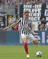 Bastian Oczipka (Frankfurt)<br /> Frankfurt, 06.05.2017, Fussball Bundesliga, Eintracht Frankfurt - VfL Wolfsburg 0:2<br /> Norway only