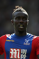 LONDON, ENGLAND - AUGUST 13: Pape Souare of Crystal Palace during the Premier League match between Crystal Palace and West Bromwich Albion at Selhurst Park on August 13, 2016 in London, England. (Photo by Adam Fradgley - AMA/WBA FC via Getty Images)