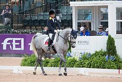 Tsang Tin Chi Timothy, HKG, Jockey Club Cethegus M<br /> World Equestrian Games - Tryon 2018<br /> © Hippo Foto - Sharon Vandeput<br /> 19/09/18