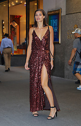 September 6, 2019, New York, New York, United States: September 5, 2019 New York City..Julia van Os attending The Daily Front Row Fashion Media Awards on September 5, 2019 in New York City  (Credit Image: © Jo Robins/Ace Pictures via ZUMA Press)