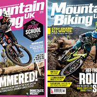 MBUK magazine covers.