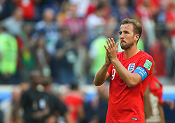 July 14, 2018 - Saint Petersburg, Russia - Harry Kane of the England national football team reacts after the 2018 FIFA World Cup Russia 3rd Place Playoff match between Belgium and England at Saint Petersburg Stadium on July 14, 2018 in St. Petersburg, Russia. (Credit Image: © Igor Russak/NurPhoto via ZUMA Press)