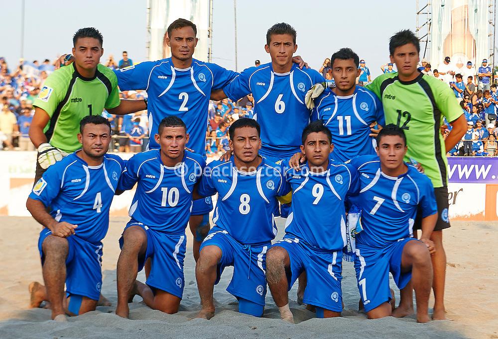 BSWW Tour - Copa Pílsener Fútbol Playa 2014<br /> San Salvador (El Salvador)<br /> 11th-13th April