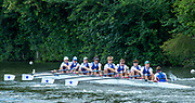 Henley on Thames, England, United Kingdom, 3rd July 2019, Henley Royal Regatta, Heat Of the Temple Challenge Cup, Newcastle University,  on Henley Reach, [© Peter SPURRIER/Intersport Image]<br /> <br /> 12:15:44, 1919 - 2019, Royal Henley Peace Regatta Centenary,