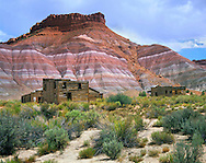 Paria Movie Set, Grand Staircase Escalante National Monument, Utah