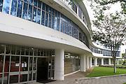 Belo Horizonte_MG, Brasil...biblioteca publica estadual Luiz de Bessa, localizada na Praca da Liberdade...The state public library Luiz de Bessa, located in Praca da Liberade...Foto: LEO DRUMOND / NITROe.