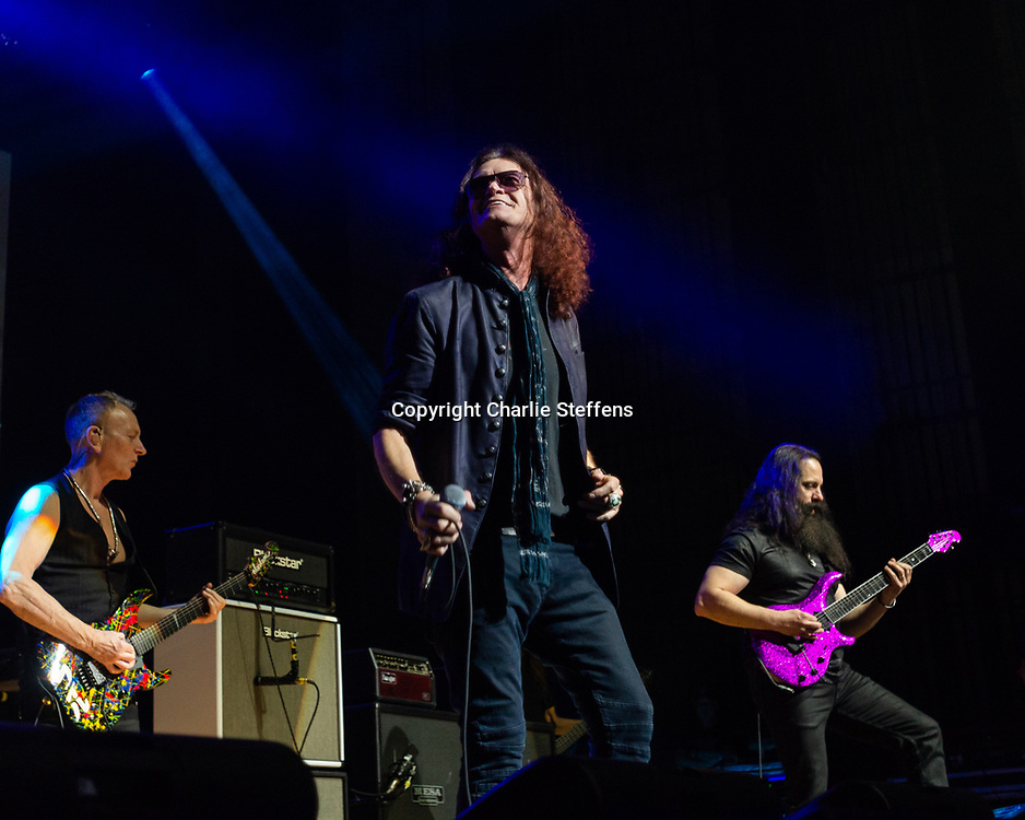 GLENN HUGHES at G3 2018 at the Orpheum Theatre in Los Angeles, California
