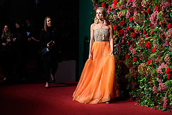 Cressida Bonas attending the Evening Standard Theatre Awards 2018 at the Theatre Royal, Drury Lane in Covent Garden, London. EDITORIAL USE ONLY. Picture date: Sunday November 18th, 2018. Photo credit should read: Matt Crossick/ EMPICS Entertainment.