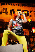 Paramore performs at the Susquehanna Bank Center in Camden, NJ. June 11, 2009.