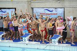 August 10, 2018 - Paris, FRANCE - equipe de Londres Vainqueur (Credit Image: © Panoramic via ZUMA Press)